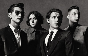 Arctic Monkeys – AM was the most popular vinyl of 2013